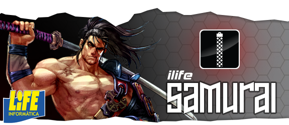 iLIFE Elite: SAMURAI