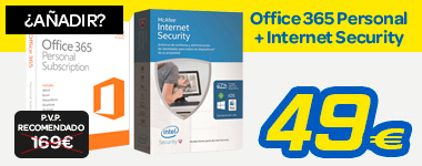 Office 365 + Kaspersky Total Security 2015